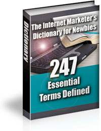 Online Marketer Dictionary Ebook