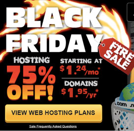 Black Friday Firesale
