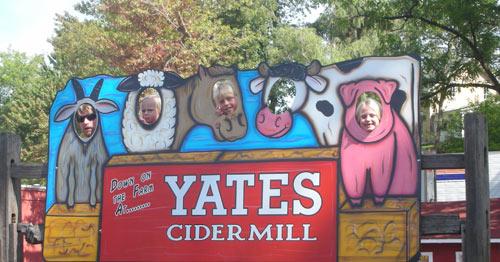 Yates Cider Mill