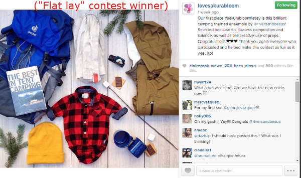 most successful instagram giveaways case studies